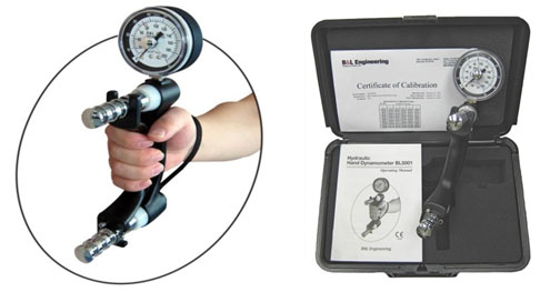Nexgen Medical Systems Products B L Engineering Hand Dynamometers